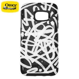 OtterBox Symmetry Samsung Galaxy S7 Case - Graffiti