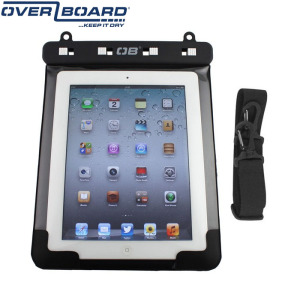 OverBoard Waterproof iPad 4 / 3 / 2 Case - Black
