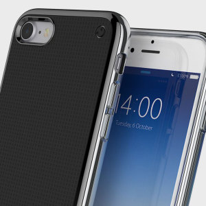 Patchworks Flexguard Bumper iPhone 7 Case - Silver
