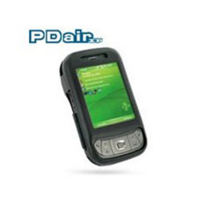 PDair Aluminium Case - Black - HTC P4350