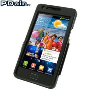 PDair Aluminium Case For Samsung Galaxy S2 - Black