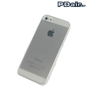 PDair Crystal Hard Cover for Apple iPhone 5S / 5 - Clear
