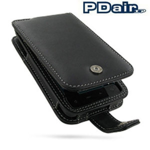 PDair Leather Flip Case - Sony Ericsson Xperia arc S / arc