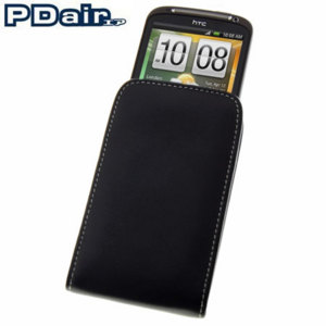 PDair Leather Vertical Case for HTC Sensation / Sensation XE