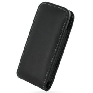 PDair Leather Vertical Case for Nokia C5
