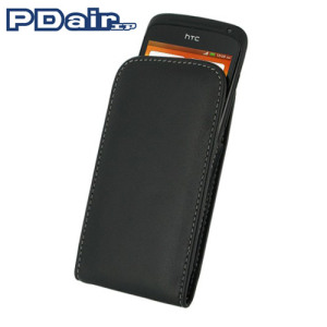 PDair Leather Vertical Case - HTC One S