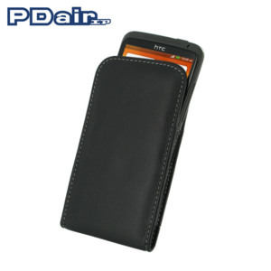 PDair Leather Vertical Case - HTC One X and XL