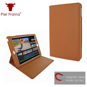 Piel Frama Cinema Case for iPad Air - Tan