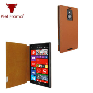 Piel Frama FramaSlim Nokia Lumia 1520 Case - Tan