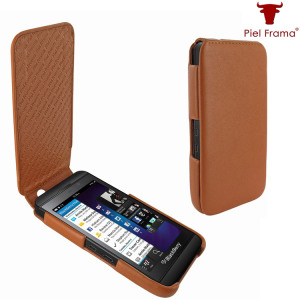 Piel Frama iMagnum for BlackBerry Z10 - Tan