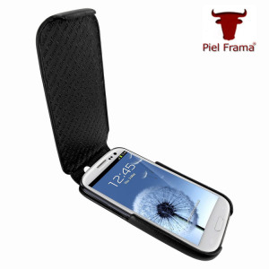 Piel Frama iMagnum For Samsung Galaxy S3 - Black