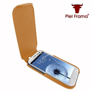 Piel Frama iMagnum For Samsung Galaxy S3 - Tan