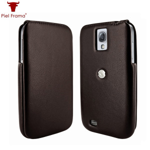Piel Frama iMagnum for Samsung Galaxy S4 - Brown