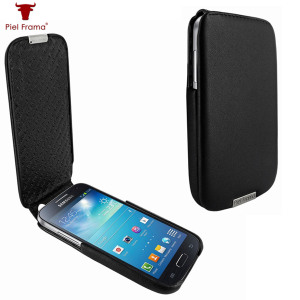 Piel Frama iMagnum for Samsung Galaxy S4 Mini - Black