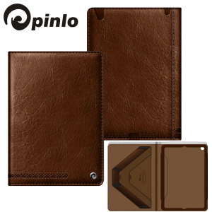 Pinlo Masterpiece Leather Collection for iPad Air - Brown