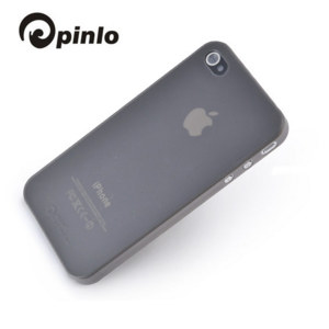 Pinlo Slice 3 Case for iPhone 4S - Black