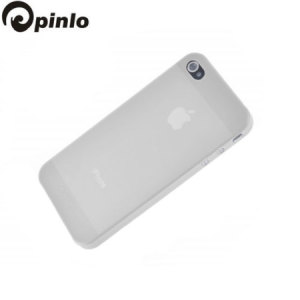 Pinlo Slice 3 Case for iPhone 5S / 5 - Clear