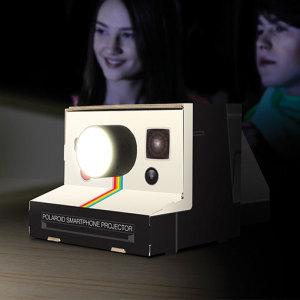 Polaroid Portable Cardboard Smartphone Projector