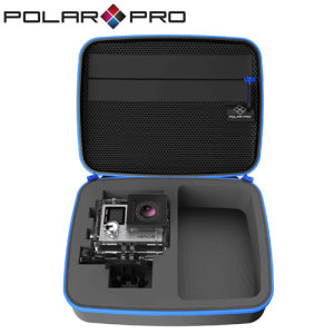 PolarPro Trekker 1 Water Resistant GoPro Storage Travel Case