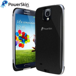 PowerSkin Extended Battery Case for Samsung Galaxy S4