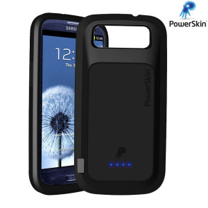 PowerSkin Extended Samsung Galaxy S3 Battery Case