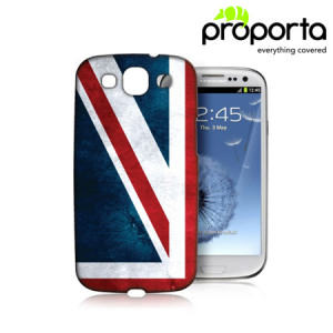 Proporta Hard Case for Samsung Galaxy S3 - Union Jack