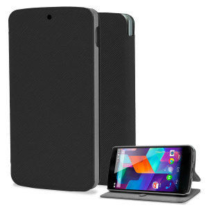 Pudini Stand Case for Nexus 5 - Black