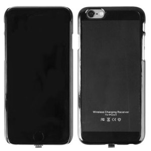Qi Charging iPhone 6 Case - Black