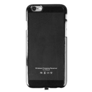 Qi Charging iPhone 6 Plus Case - Black