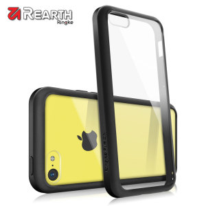 Rearth Ringke Apple iPhone 5C Fusion Case - Black / Clear