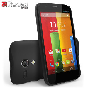Rearth Ringke Moto G Slim Case - SF Black