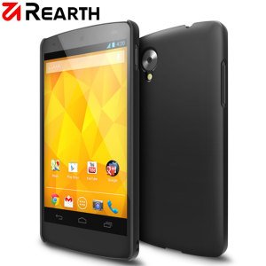 Rearth Ringke Slim Case for Google Nexus 5 - SF Black