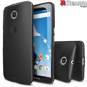 Rearth Ringke Slim Nexus 6 Case - Black