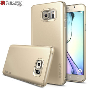 Rearth Ringke Slim Samsung Galaxy Note 5 Case - Royal Gold