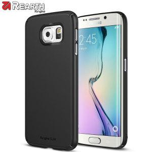 Rearth Ringke Slim Samsung Galaxy S6 Edge Case - Black