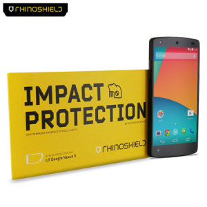 Rhino Shield Nexus 5 Screen Protector