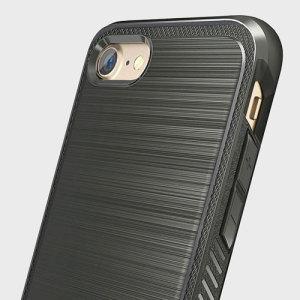 Ringke Onyx iPhone 7 Tough Case - Grey