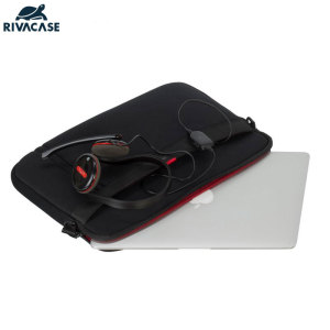 RivaCase 5120 MacBook Air / Pro 13 Laptop Bag - Black