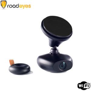 RoadEyes Smart Removable Full HD Dash Cam