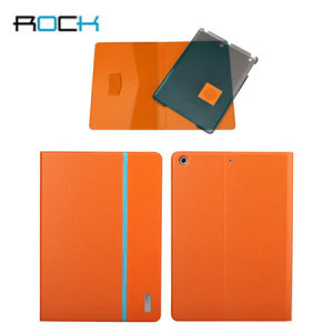 Rock Case Rotate Series for iPad Air - Orange