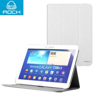 Rock Flexible Series Samsung Galaxy Tab 3 10.1 Case - White