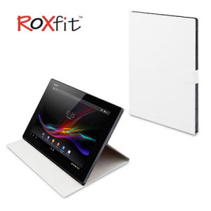 Roxfit Sony Tablet Xperia Z SMT5133W Book Case - White