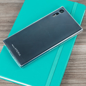 Roxfit Sony Xperia XZ Ultra Slim Soft Shell - Clear