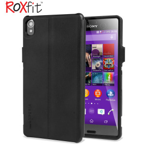 Roxfit Sony Xperia Z3 Book Case Touch - Nero Black