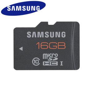 Samsung 16GB UHS-1 Grade 1 MicroSDHC - Class 10