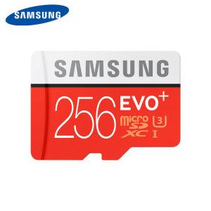 Samsung 256GB MicroSDXC EVO Plus Memory Card w/ SD Adapter - Class 10