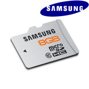 Samsung 8GB Plus C10 Micro SD Card