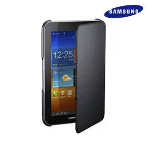 Samsung Flip Cover for Galaxy Tab 2 (10.1) - Black - EFC-1H8NGEC