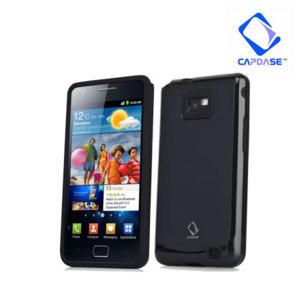 Samsung Galaxy S2 Capdase Polimor Jacket - Black
