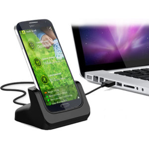 Samsung Galaxy S4 Dual Desktop Charging Cradle